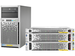 HP StoreEasy 1550 8TB SATA Storage