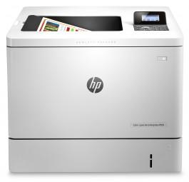 HP Color LaserJet Managed M553 Printer Series