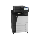 Color LaserJet Enterprise flow M880z