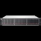 HP MSA 1040 2Prt SAS DC SFF Strg