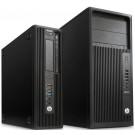 HP Z240Tower ZC3.3 1TB 8G Win 10 Pro 64 DG Win 7 WS