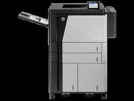 LaserJet Enterprise M806x+
