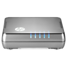 HP 1405 5 porturi FastEthernet porturi Layer 2 unmanaged