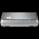 HP 1405 8 porturi FastEthernet porturi Layer 2 unmanaged